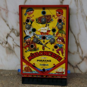 pinball antiguo milloncete