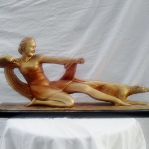 figura art deco