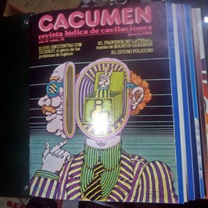 revista cacumen