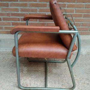 sillon retro abatible 3